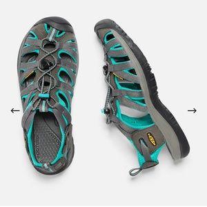 """Keen """"Whisper"""" Hiking Sandal"""